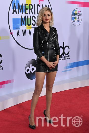 American Music Awards. Cелена Гомес. Фото Getty