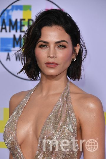 American Music Awards. Дженна Деван. Фото Getty