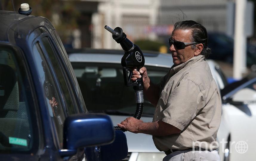 Автозаправка. Фото Getty