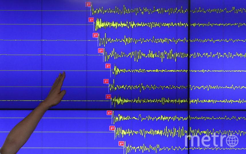 Рост землетрясений связан с замедлением вращения Земли. Фото Getty