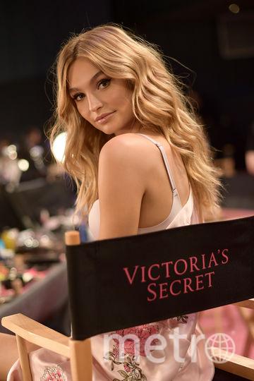 Накануне показа шоу Victoria's Secret. Фото Getty