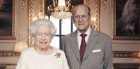 Платиновая свадьба: Официальные фото Елизаветы II и принца Филиппа появились в Сети