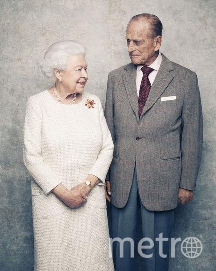 Платиновая свадьба: Официальное фото Елизаветы II и принца Филиппа появились в Сети. Фото Getty
