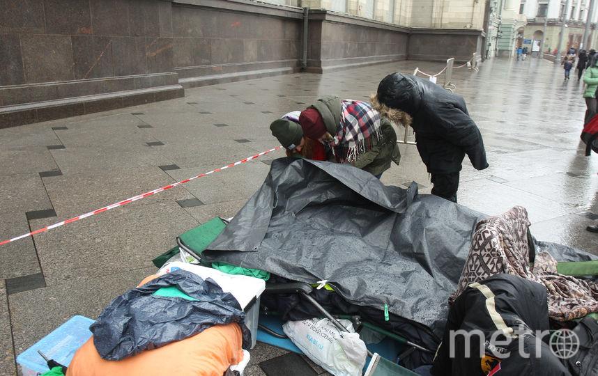 Здесь зоозащитники спят. Фото Василий Кузьмичёнок