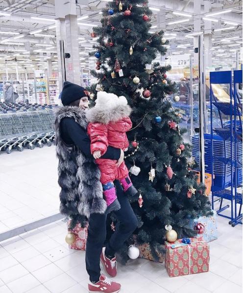 Скриншот instagram.com/olyami89/?hl=ru.