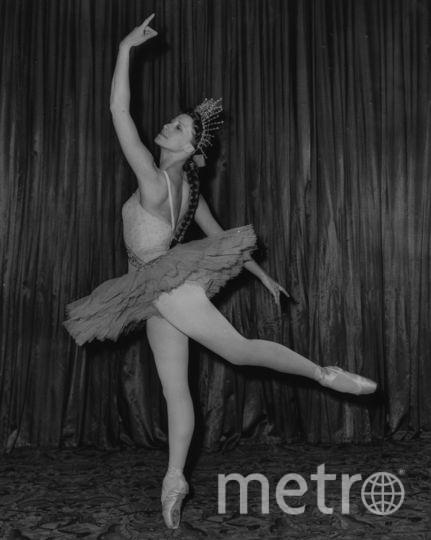 Майя Плисецкая в молодости. Фото Getty
