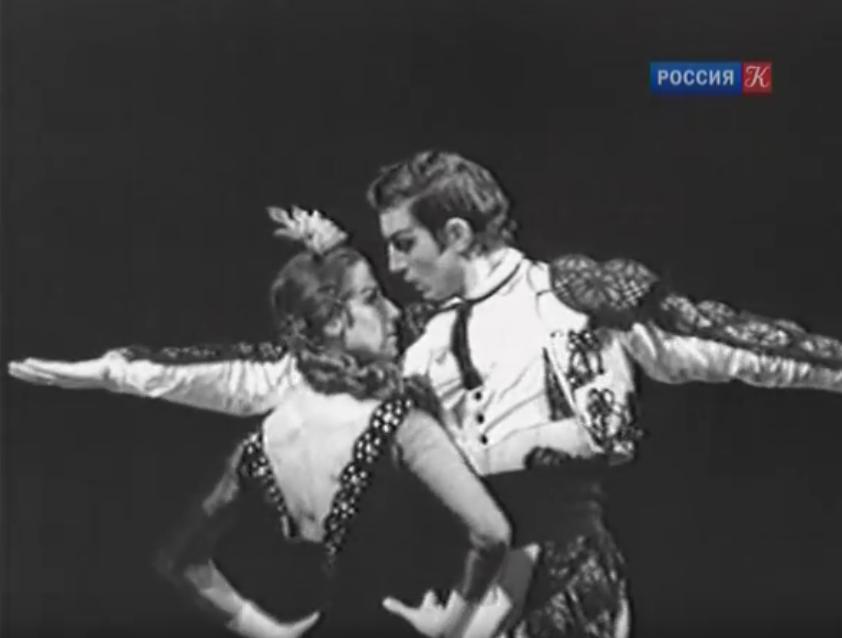 Майя Плисецкая. Фото Скриншот Youtube