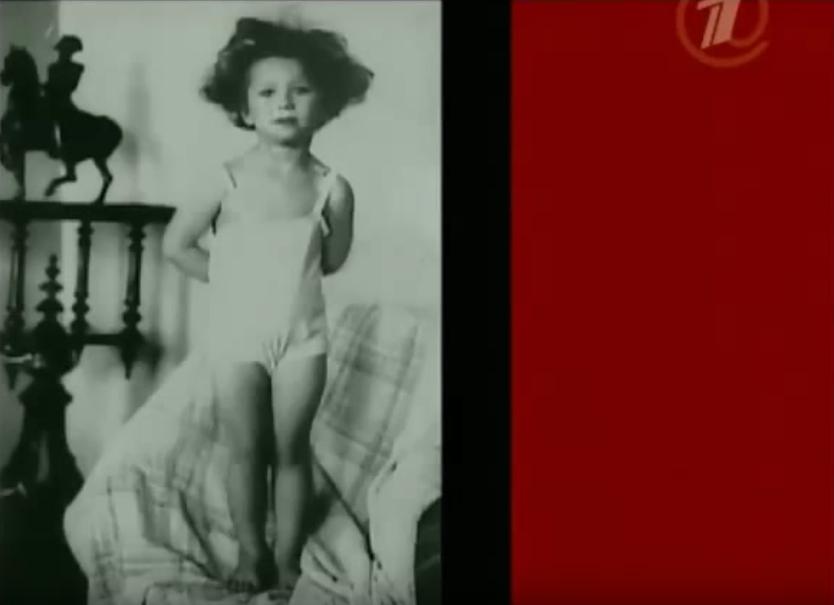 Майя Плисецкая в детстве. Фото Скриншот Youtube