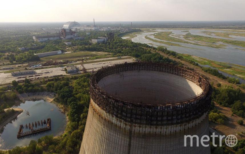 Чернобыль. Фото Getty