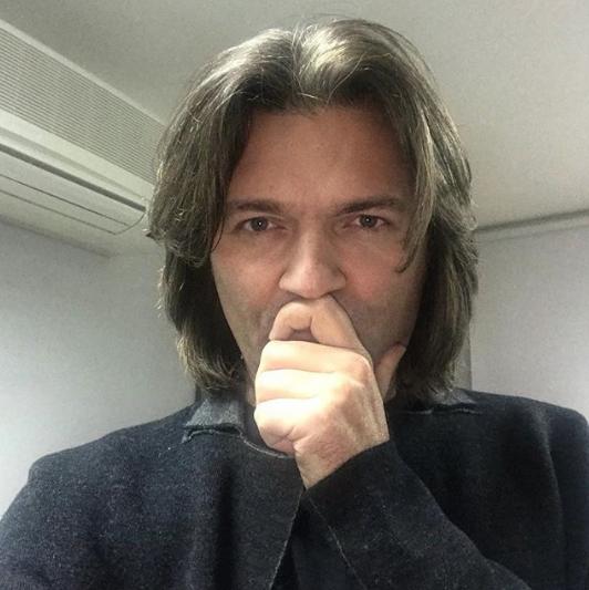 Певец Дмитрий Маликов. Фото www.instagram.com/dmitriy_malikov