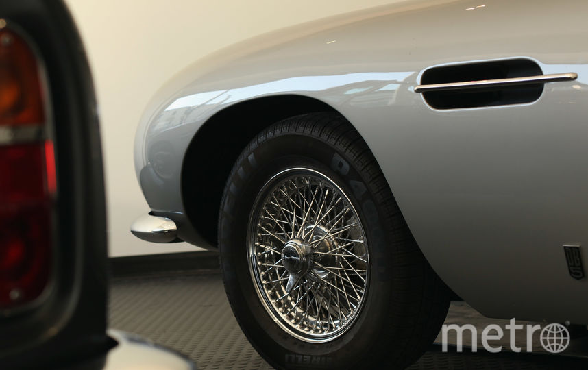 Aston Martin DB5. Фото Getty