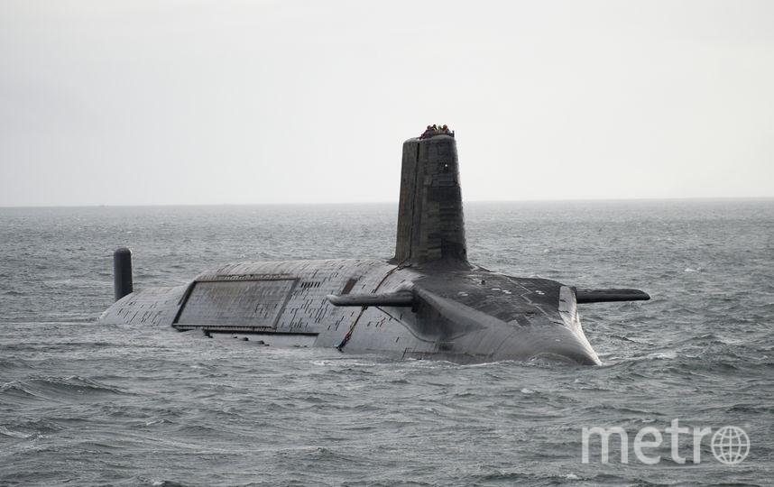Архивное фото | Подводная лодка. Фото Getty