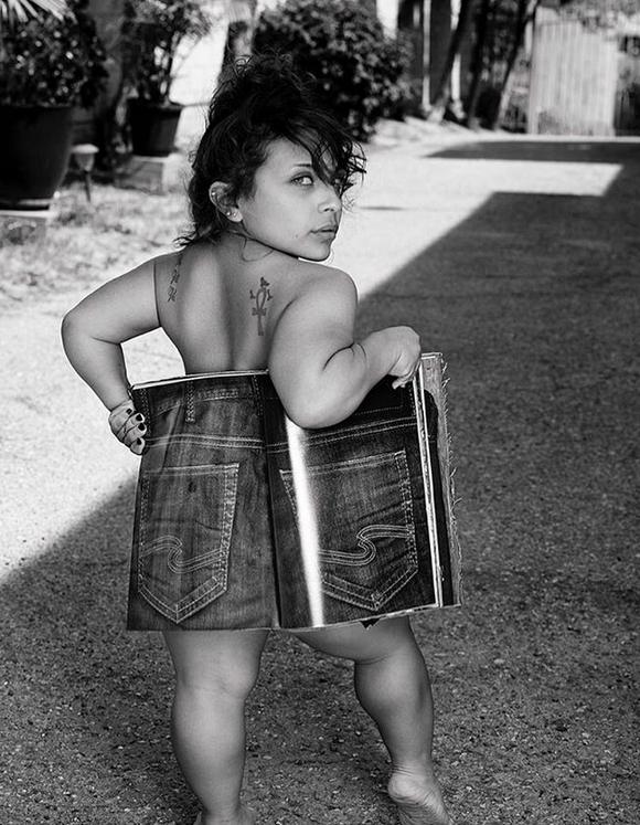 21-летняя модель Дрю Преста - фотоархив.