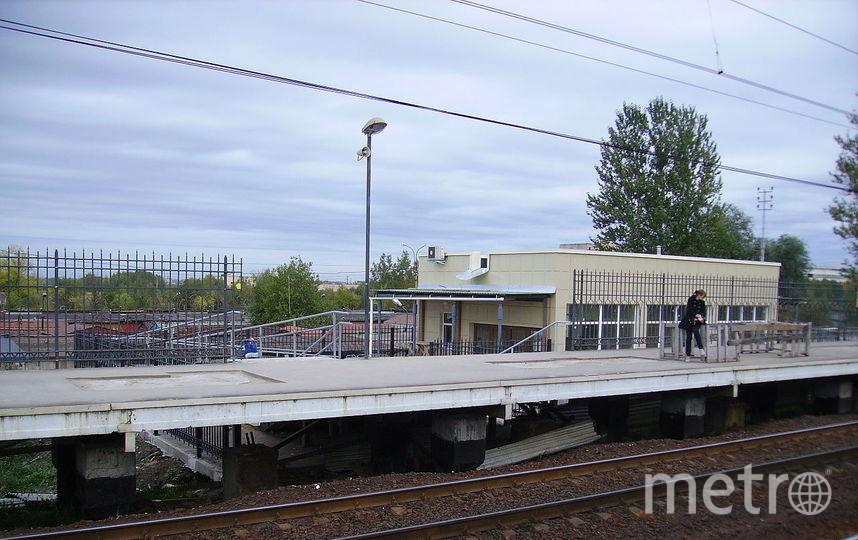 Детскосельская – железнодорожная платформа Витебской линии Октябрьской железной дороги в городе Пушкине.