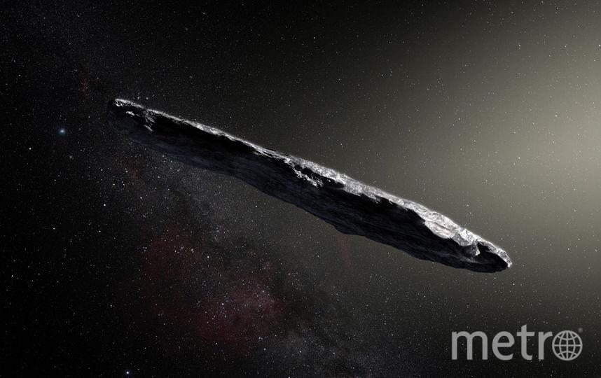 Этот уникальный космический объект был обнаружен 19 октября 2017 года телескопом Pan-STARRS 1 на Гавайях. Фото AFP