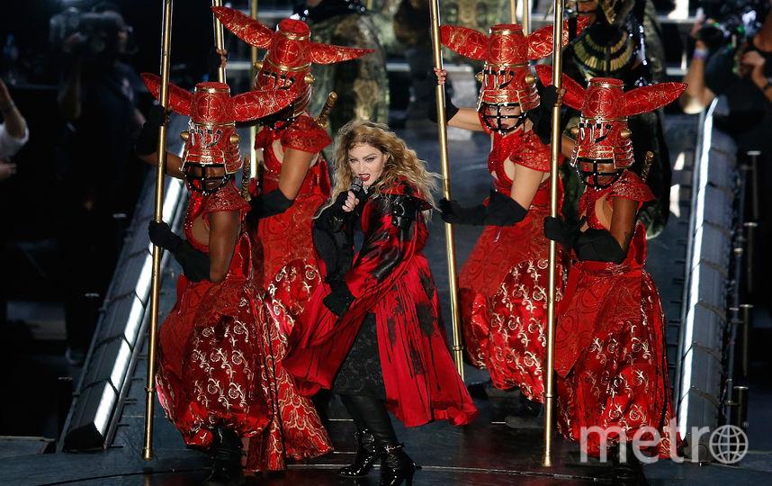 Концерт Мадонны. Фото Getty