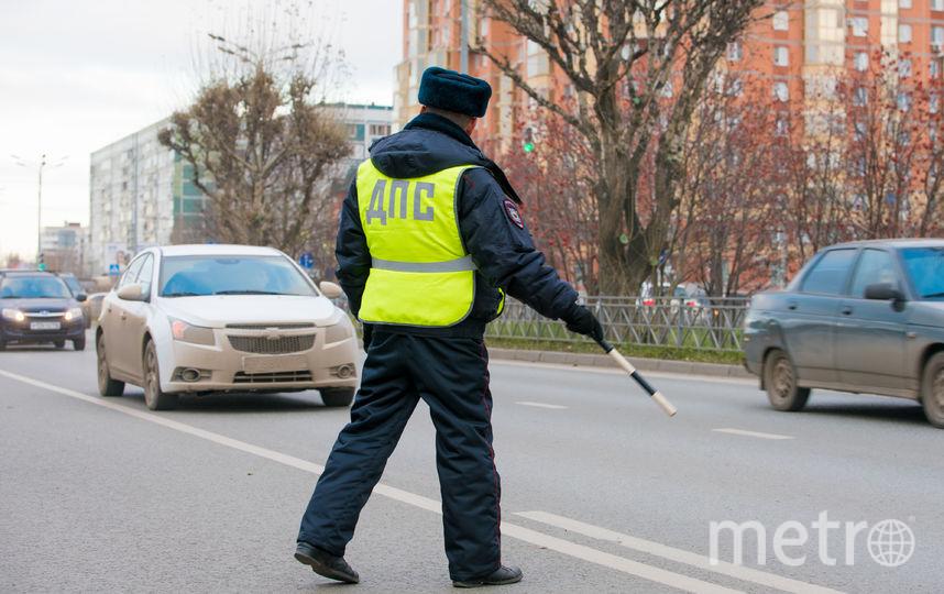 Где именно будет стоять патруль – не уточняется. Фото Алексей Спиридонов