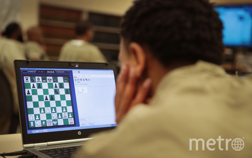 Шахматы. Фото Getty