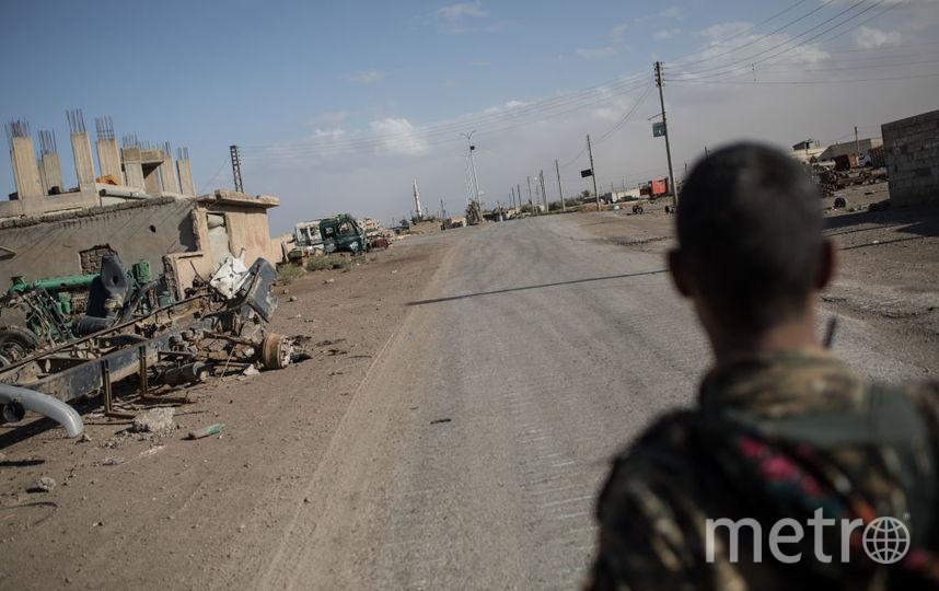 Сирия. Фото Getty