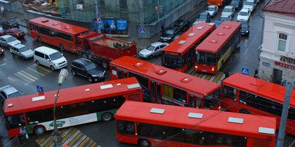 Исполнительный комитет города просит автомобилистов быть внимательными и следовать требованиям временных дорожных знаков. Фото info-islam.ru