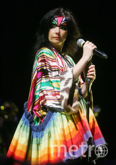 Бьорк 52: Яркие фото певицы. Фото Getty