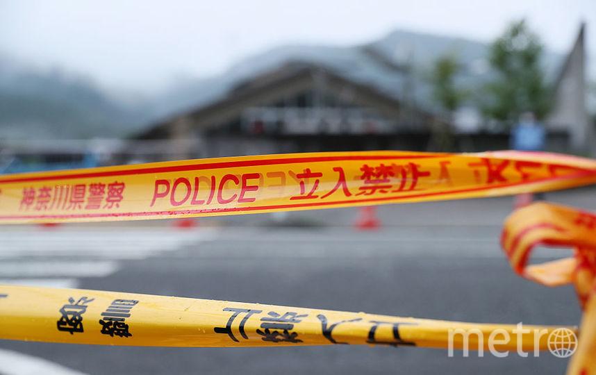 Женщина сама сдалась полиции. Фото Getty