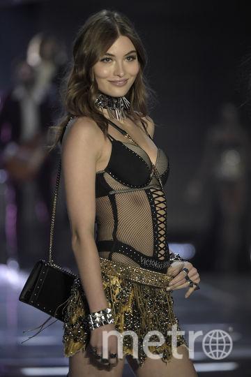 Victoria's Secret Fashion Show отгремело в Китае. Фото AFP
