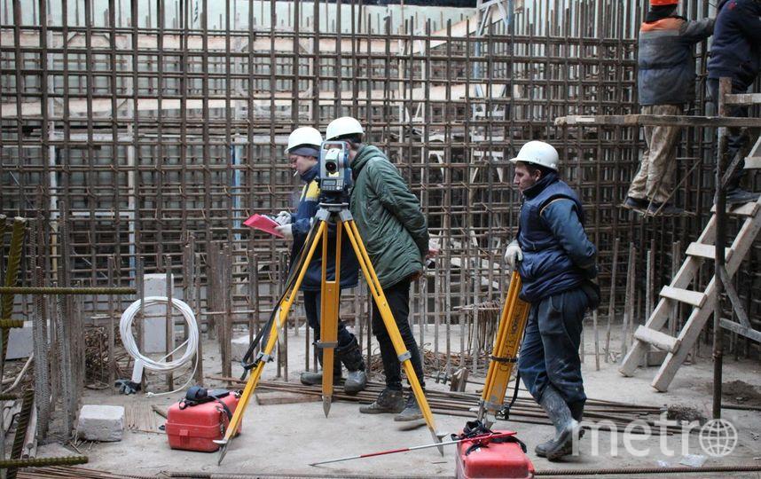 Фото выложил вице-губернатор Петербурга Игорь Албин. Фото vk.com