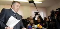 ЛДПР выдвинула Жириновского в качестве кандидата в президенты России