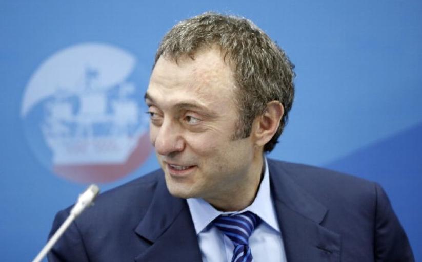 Сулейман Керимов - фотоархив. Фото РИА Новости