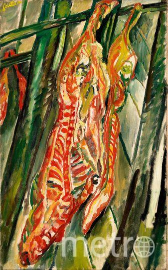 Хаим Сутин. «Туша» (1920 год).