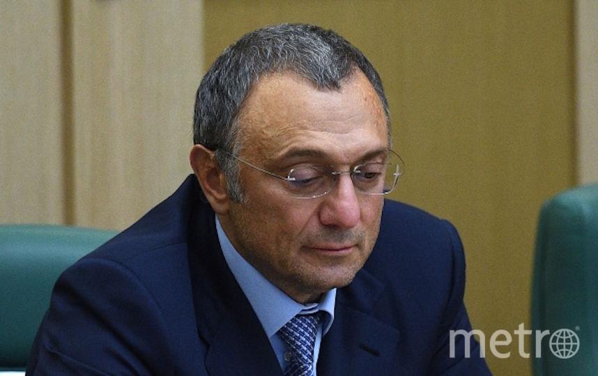 Сенатор Керимов задержан в Ницце в связи с делом о налоговых махинациях. Фото РИА Новости