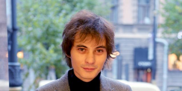 Александр Терехов.