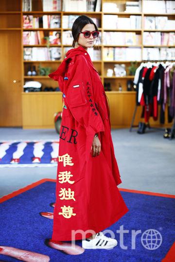 Красный станет главным цветом грядущей зимы. Фото Getty