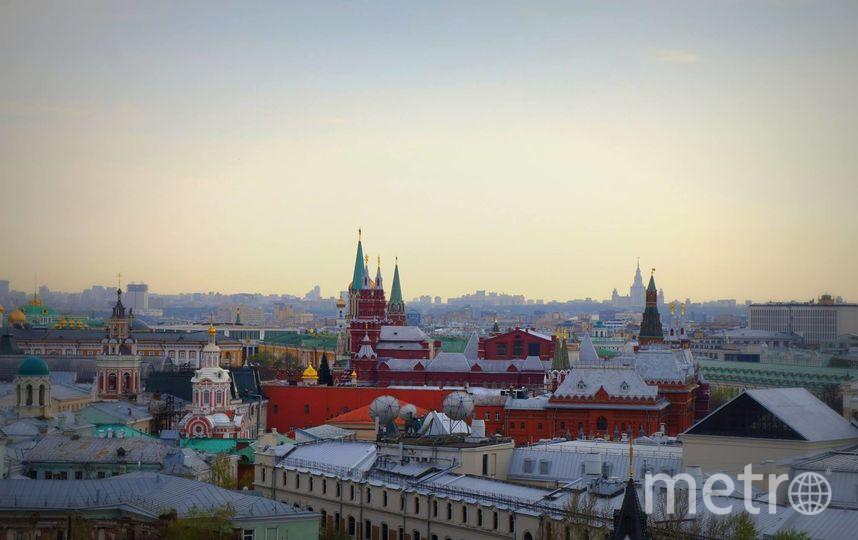 Москва. Фото Алина Данг