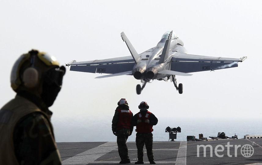 ВМС США. Фото Getty
