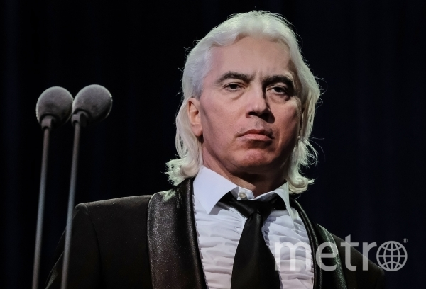Оперный певец Дмитрий Хворостовский. Фото РИА Новости