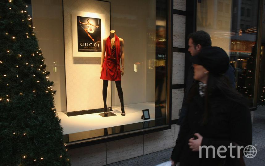 Магазин премиум класса. Фото Getty