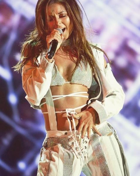 Певица Нюша. Фото Скриншот Instagram: nyusha_nyusha
