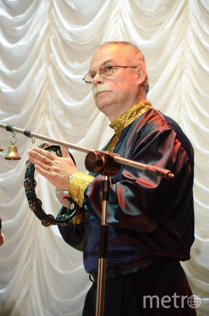Сергей Окуличев, фотоархив.