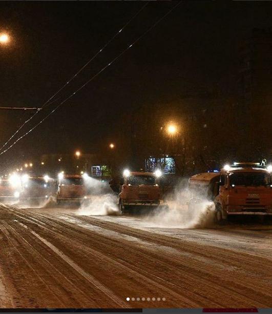 А это Ярославль. Фото https://www.instagram.com/city_yaroslavl/