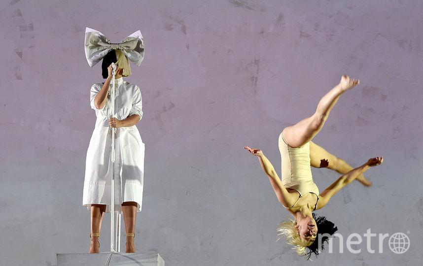 Концерт певицы Sia. Фото Getty