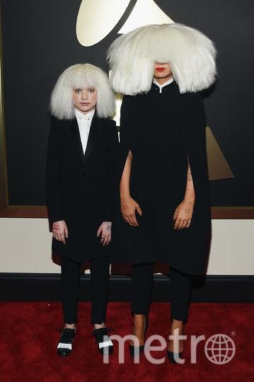 Певица Sia и танцовщица Мэдди Зиглер. Фото Getty