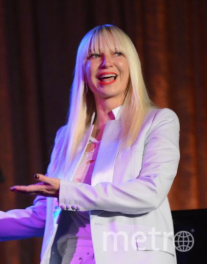 Певица Sia. Фото Getty