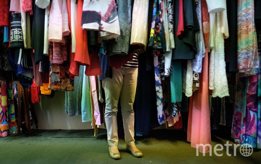 Россияне любят покупать одежду марки O'stin. Фото Getty