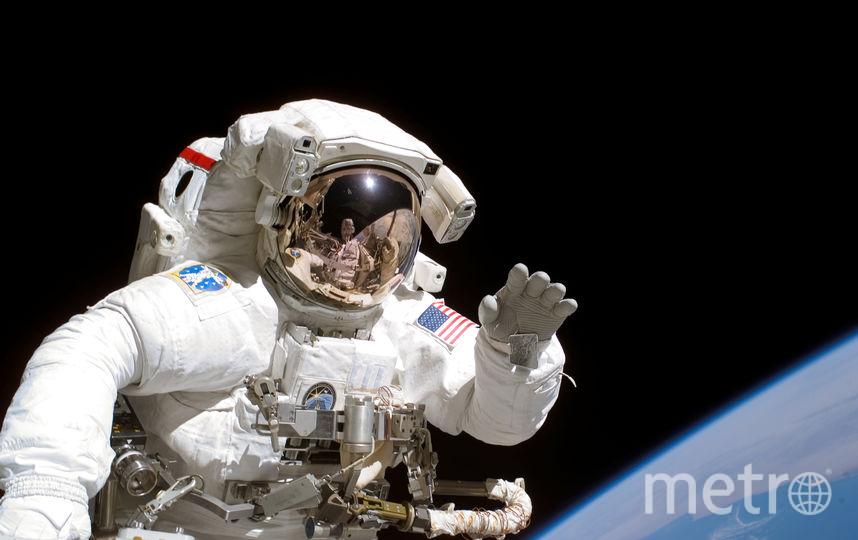 Астронавт. Фото Getty