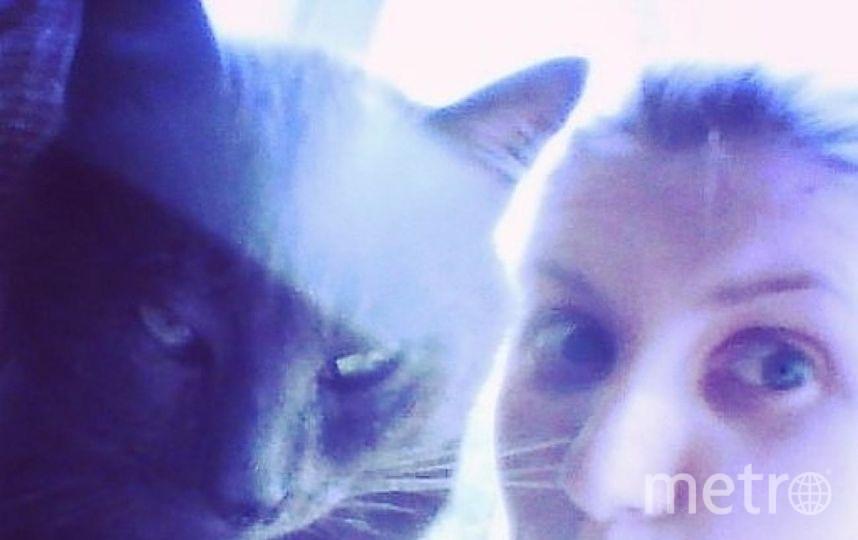 Мой кот по кличке Макс. Хозяйка, Я, Ермолаева Екатерина Васильевна.