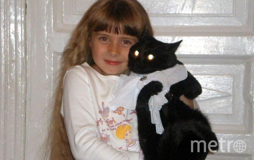 Рулькова Татьяна Владимировна, кот Мурзик.