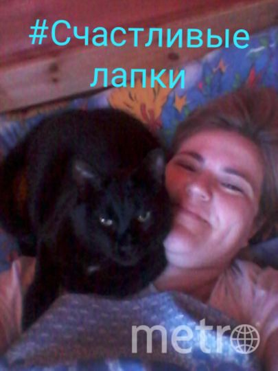Лебедева Оксана. Вот так Яша отжимает у меня подушку.