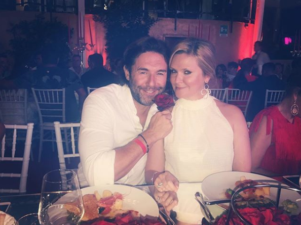 Андрей Малахов и Наталья Шкулева. Фото https://www.instagram.com/natashashkuleva/